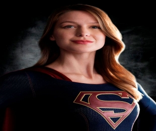 First look of Melissa Benoist as Supergirl