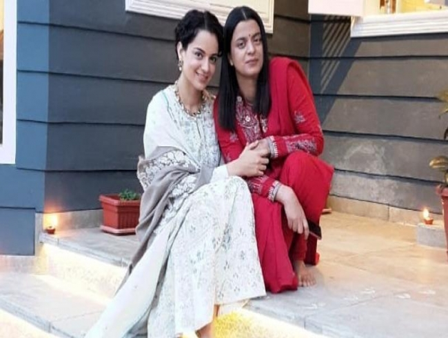 Mother India and Queen are pioneers of feminism in cinema: Kangana's sister Rangoli