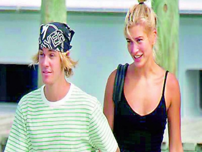Justin Bieber and Hailey Baldwin spotted crying
