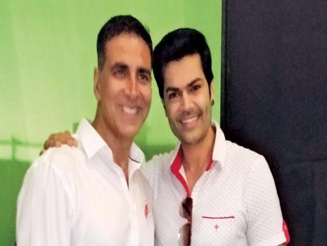 Ganesh Venkatram shares his Akshay moments