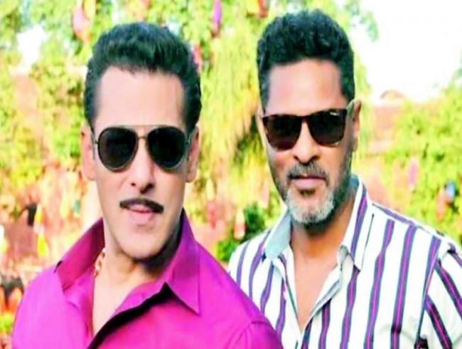 Salman Khan is effortless: Prabhu Deva