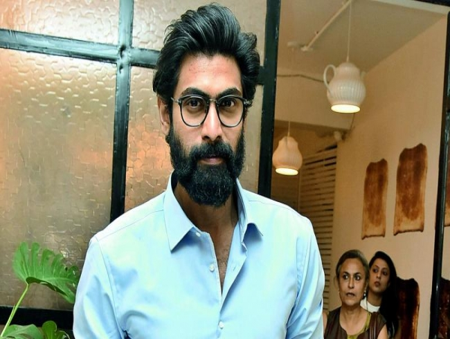 Rana Daggubati to play N Chandrababu Naidu in NTR biopic?