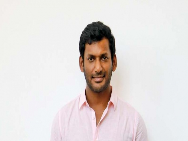Vishal's next to release in October