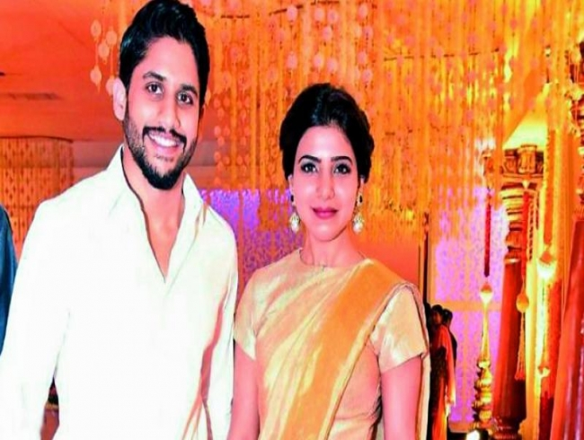 Samantha and Naga Chaitanya may wed in October