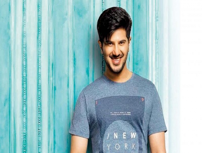 Dulquer Salmaan is very good with Hindi says the director