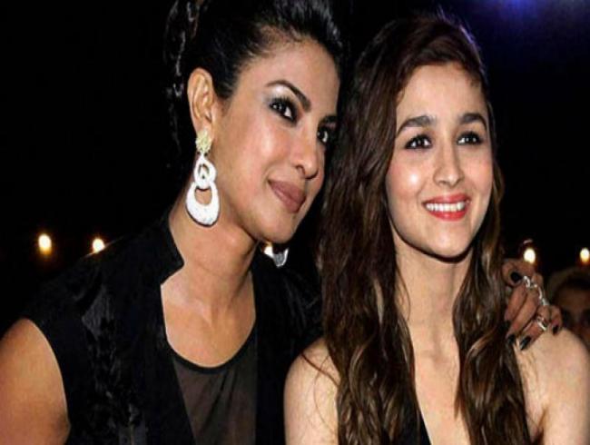 Alia Bhatt 'can't wait to see' Priyanka Chopra in her wedding attire!