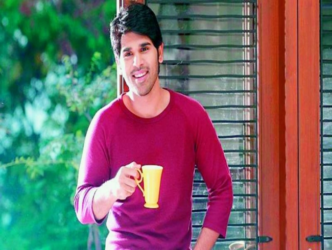 Allu Sirish is upbeat!