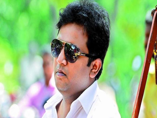Abhishek Nama basking in the success of Goodachari