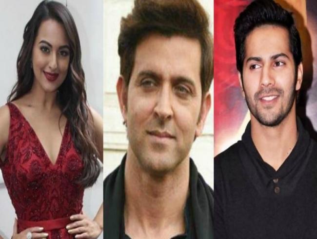 It's not right: Hrithik, Varun, Sonakshi condemn death threats to Deepika, Bhansali