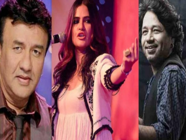 Sona Mohapatra accuses 'creep' Kailash Kher of sexual harassment, names Anu Malik too