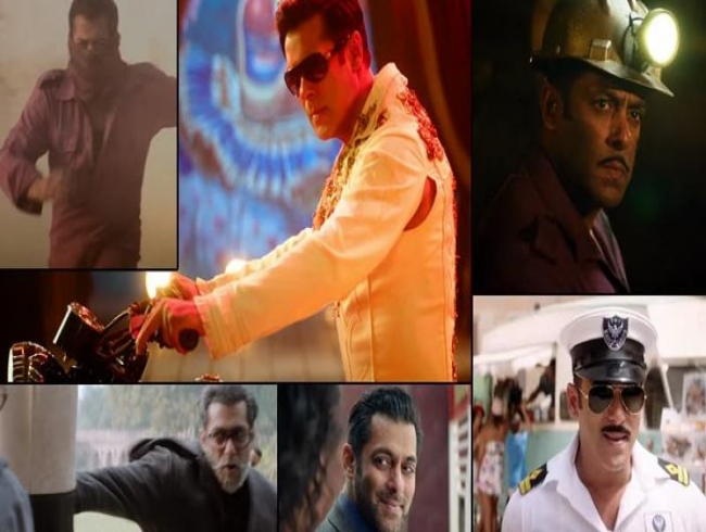 Salman Khan's new BTS photo from 'Bharat' reveals the calm before storm! Take a look