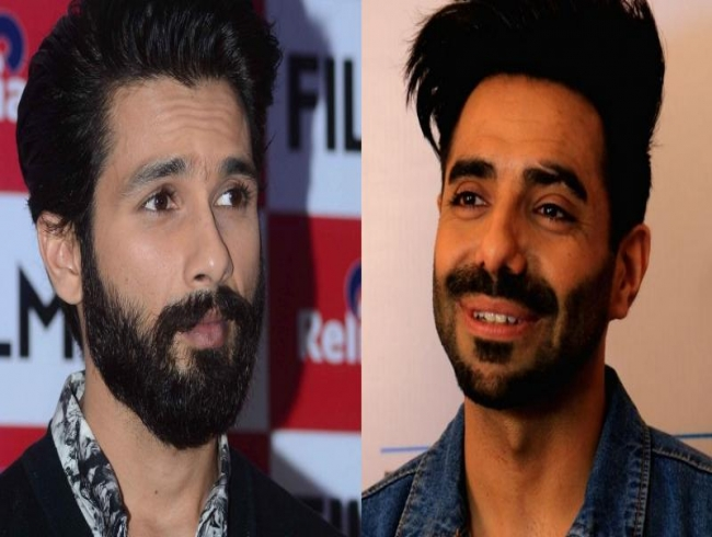 Aparhskati Khurana would like to be in same sex relation with Shahid Kapoor!