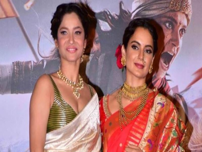 Manikarnika: None of my scenes were deleted, says Ankita Lokhande