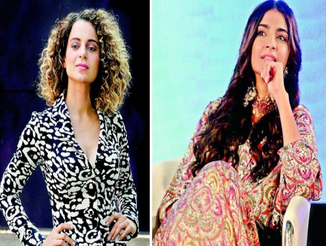 Kangana Ranaut lashes out at Sonam Kapoor Ahuja
