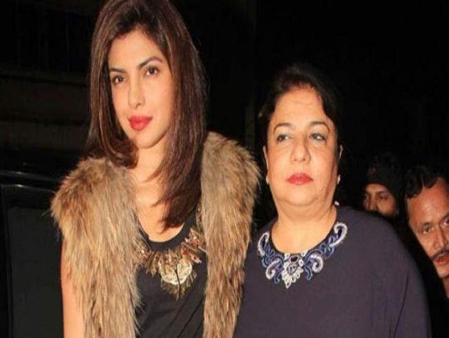 Madhu Chopra says she worried about Priyanka's career in the beginning, here's why