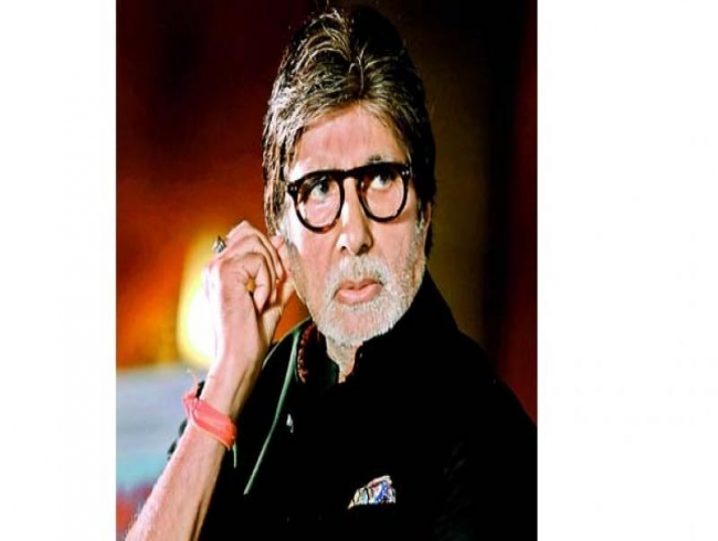 Amitabh Bachchan is in no mood to party