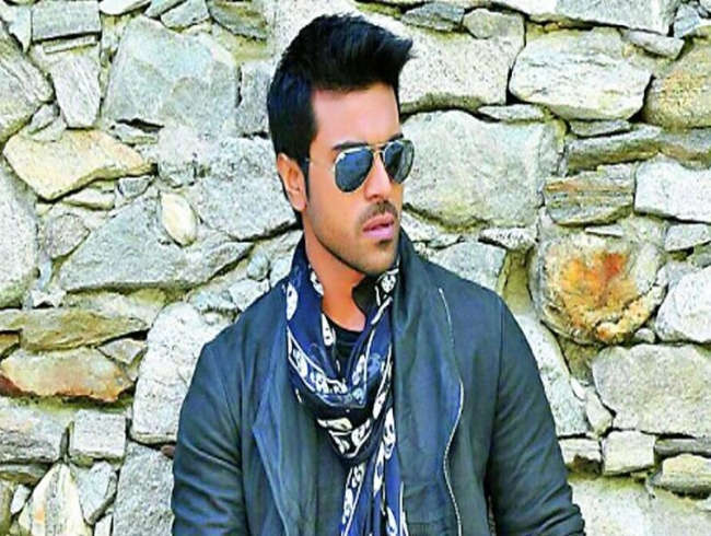 Ram Charan on a week-long break!