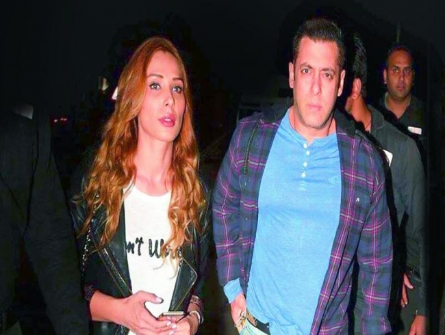 Salman Khan too busy for Iulia Vantur