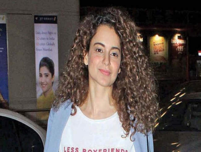Entertainment Journalists' Guild of India boycotts Kangana over spat with reporter