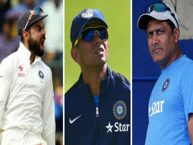 Rahul Dravid condemns manner of Anil Kumble exit, cringes on some Virat Kohli remarks