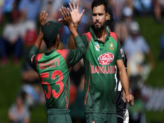 ICC CWC'19: 'Reaching semis seems difficult but not impossible': Mashrafe Mortaza