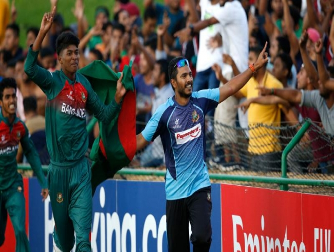 2 Indian, 3 Bangla players found guilty by ICC for brawl after U-19 World Cup final