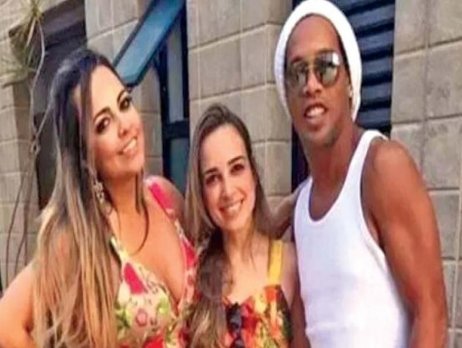 The singular affair of Ronaldinho's bigamy