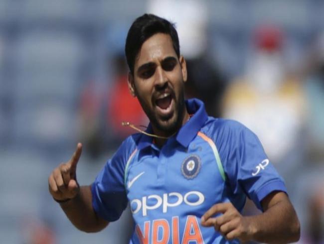 Bhuvneshwar Kumar eyes Lord's return for World Cup final