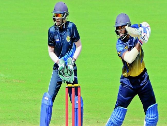 Syed Mushtaq Ali Trophy: Akshath Reddy stars for Hyderabad