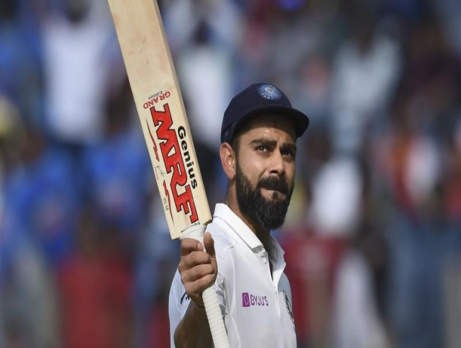 Cricket fraternity lauds Virat Kohli for his double century; see tweets