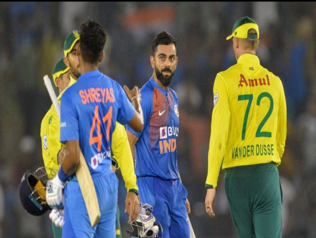 Virat Kohli guides India to comprehensible win vs South Africa