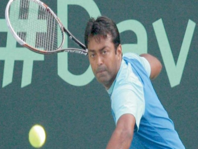 Leander Paes returns to Davis Cup fold
