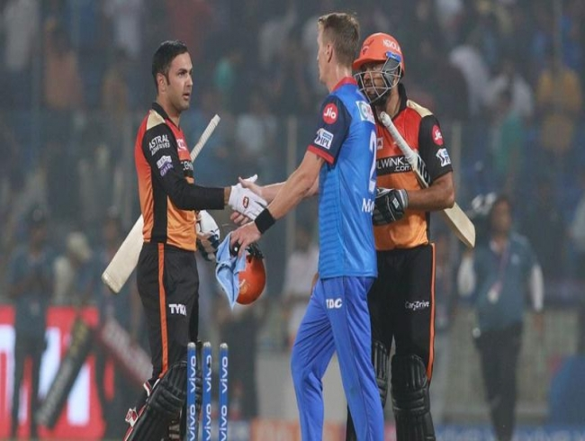 IPL 2019: Bairstow, Warner propels SRH to comfortable 5-wicket win against DC