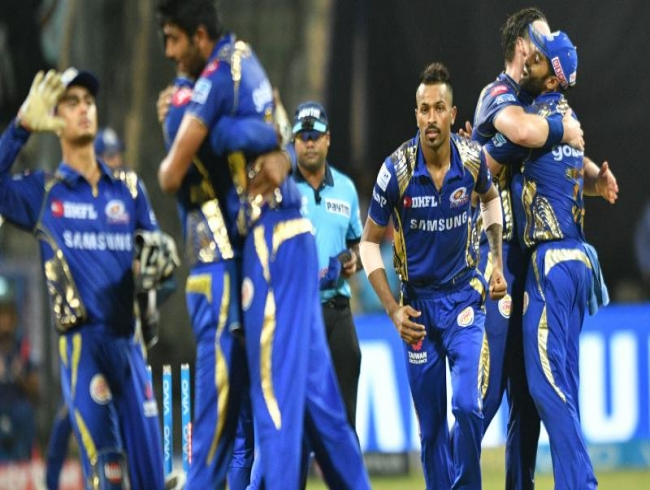 IPL 2018: Mumbai Indians keep playoff chances alive with 3-run win over KXIP