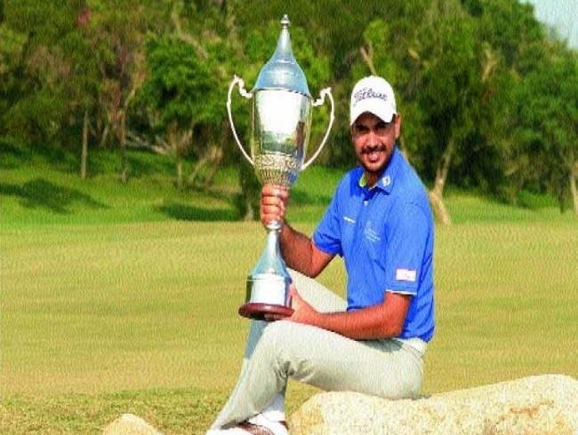 Macau Open: Gaganjeet Bhullar romps home to eighth Asian Tour title