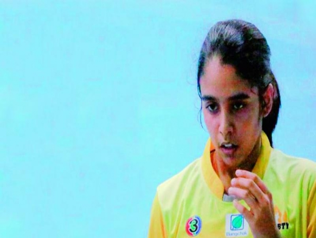 Bronze for Vaishnavi Reddy Jakka