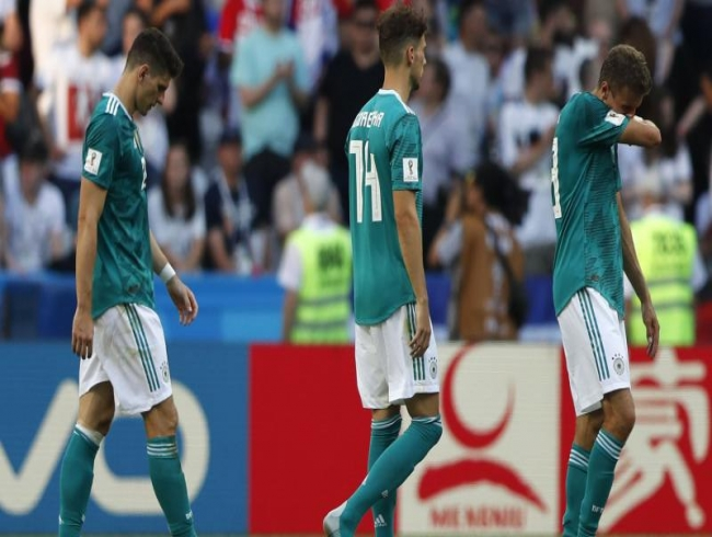 FIFA World CUP 2018: 5 reasons why Germany failed to defend the title