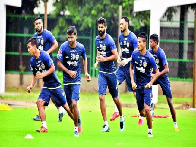 Chennai play Goa at home