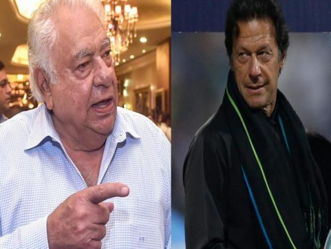 Farokh Engineer urges Pak PM Imran Khan to restore India-Pakistan Test links