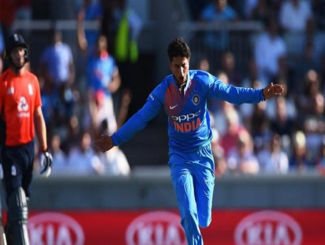 Kuldeep Yadav, KL Rahul lead India to T20 victory over England