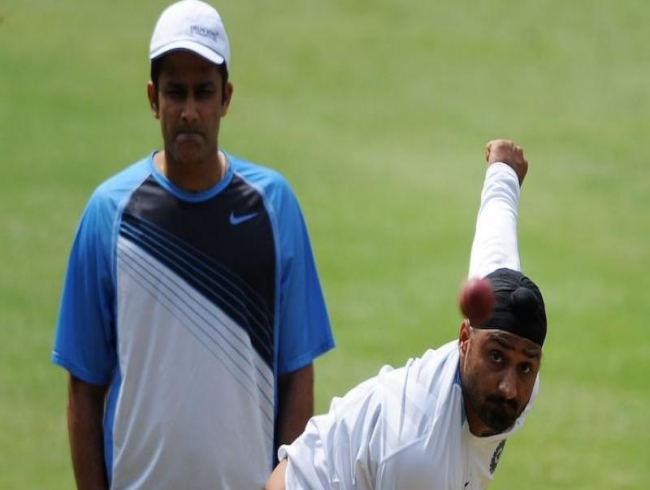 Harbhajan Singh writes to Anil Kumble, requests to look into Ranji fees