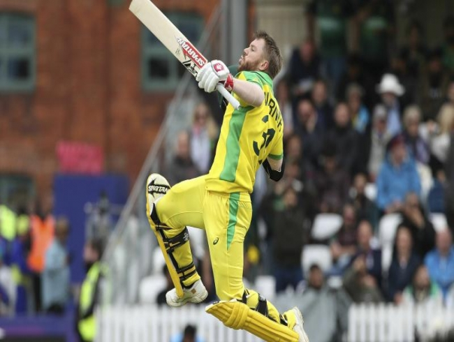 ICC CWC'19: 'This 100 means a lot to me as a batsman': David Warner