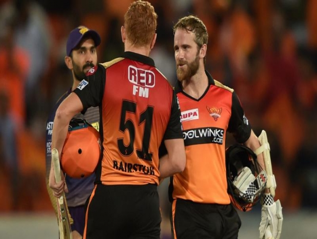 IPL 2019: Bairstow and Warner steer SRH to a 9-wicket win over KKR