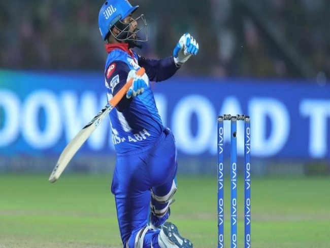 IPL 2019: Pant steers DD to the top of the table, Rahane's ton goes futile