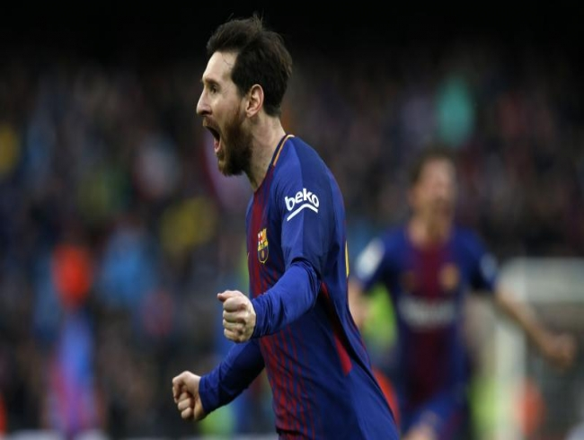 Barcelona pull clear as Lionel Messi brilliance edges out Atletico Madrid in La Liga