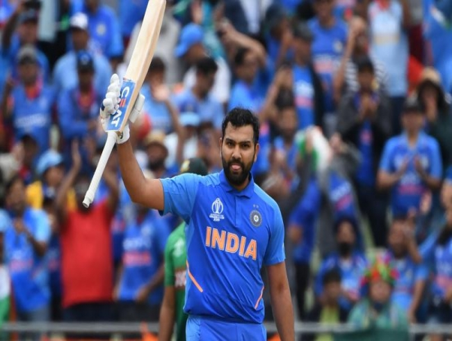 ICC CWC'19: Rohit Sharma climbs to 2nd in ODI rankings after league stage performance