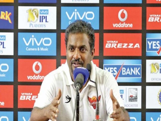 It's our destiny, says SRH's Muttiah Muralitharan