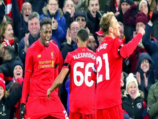 English League Cup: Reds ease through to semis