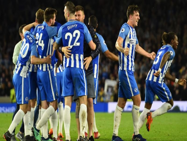 Premier League: Pascal Gross leads Brighton to 1-0 win vs Man Utd, secure PL status