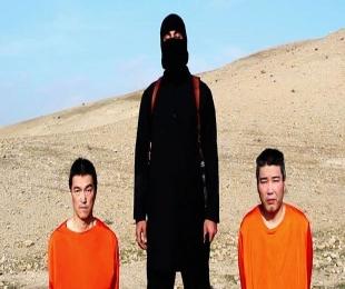 Five Brit footballers may have filmed Jihadi John's beheading video